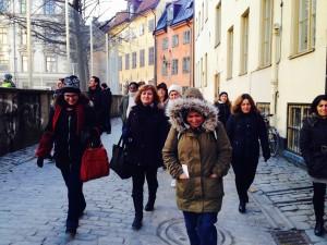 Stockholm utflykt