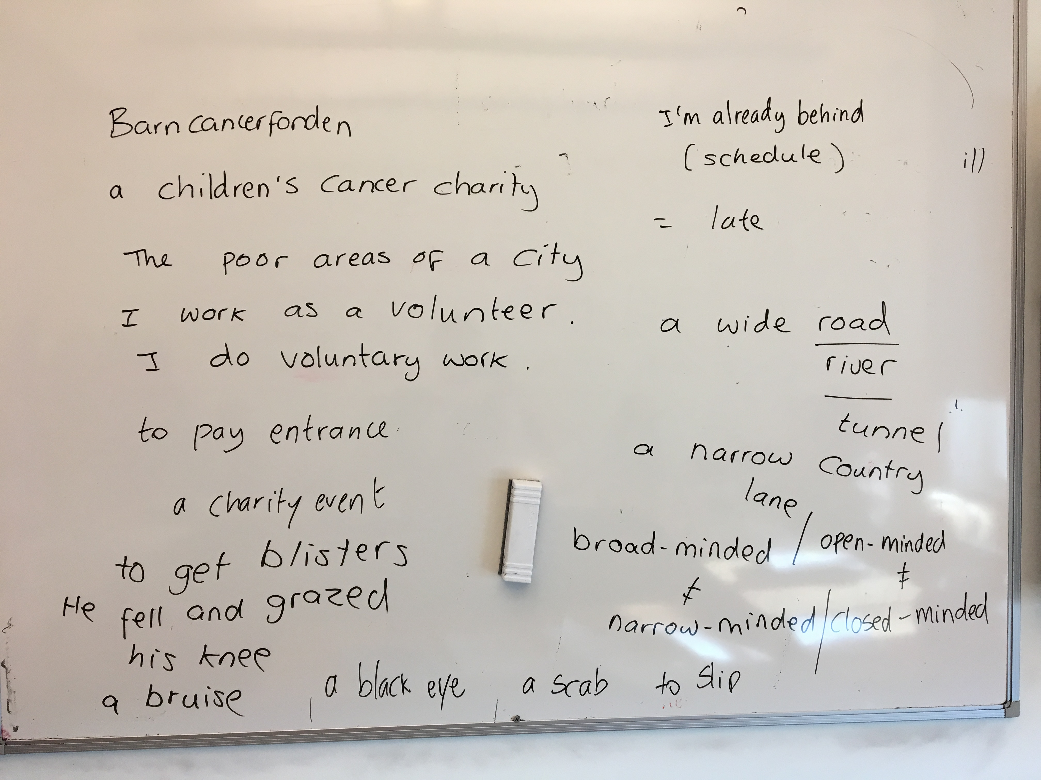 vocabulary and grammar from each lesson sarah u0027s blog