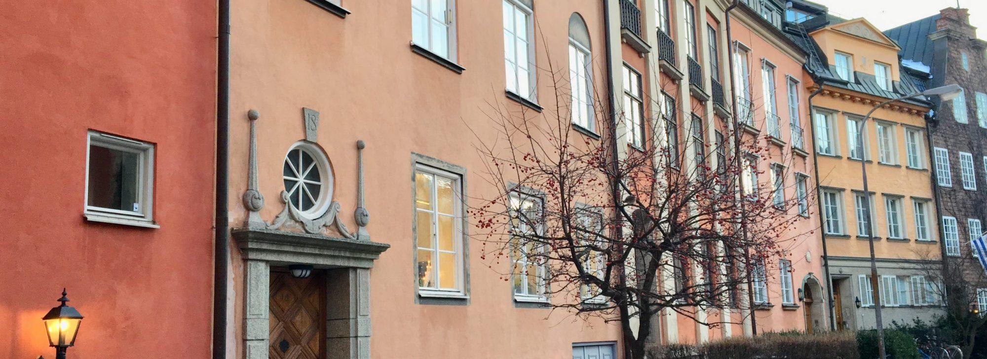 Inredning, arkitektur och stilhistoria